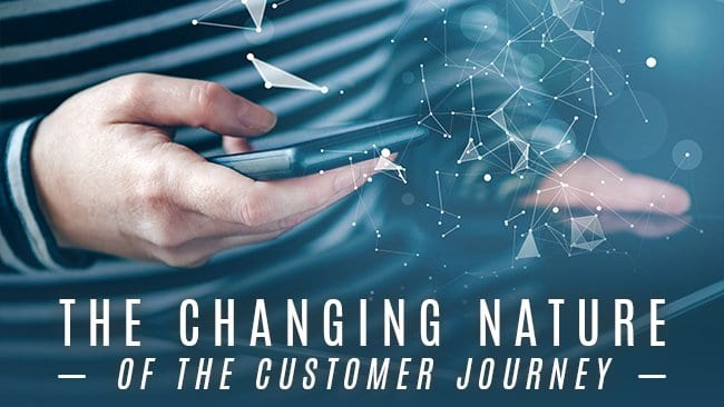 the changing nature of the customer journey
