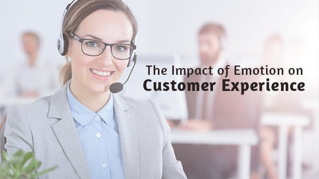 the impact of emotion on customer experience