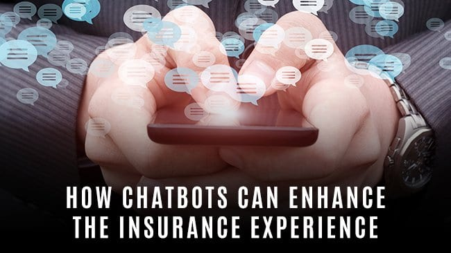 how chatbots can enhance the insurance experience. Jacada